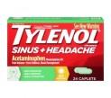 tylenol sinus con..